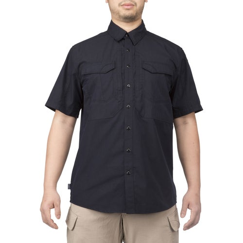5.11 Tactical Stryke Short Sleeve Long Sleeve Shirt - Dark Navy