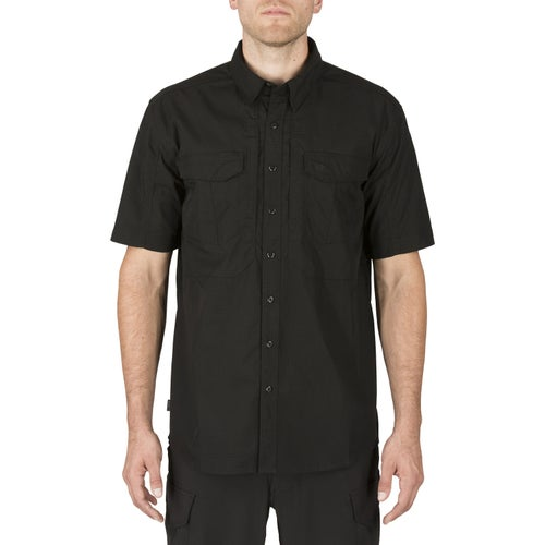 5.11 Tactical Stryke Short Sleeve Long Sleeve Shirt - Black