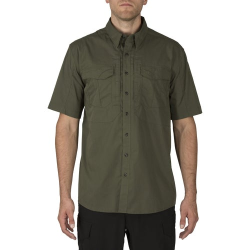 5.11 Tactical Stryke Short Sleeve Long Sleeve Shirt - TDU Green