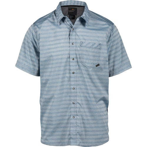 5.11 Tactical Intrepid Short Sleeved Shirt - Admiral