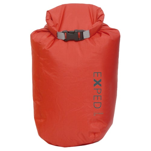 Exped Fold Dry Bright Medium 2017 Drybag - Red