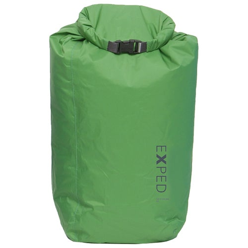 Exped Fold Dry Bright X Large Drybag - Emerald Green