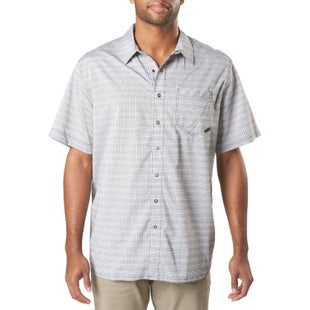 5.11 Tactical Intrepid Short Sleeved Shirt - Volcanic