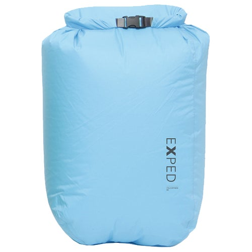 Exped Fold Dry Bright XX Large Drybag - Cyan