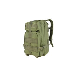 Condor Outdoor Compact Assault Backpack - OD Green