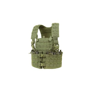 Condor Outdoor Modular Chest Set Vest - OD Green