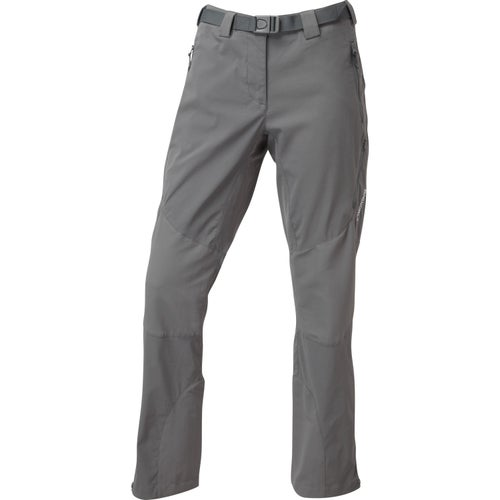 Montane Terra Ridge Reg Leg Womens Pants - Mercury