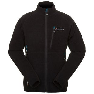 Montane Volt Jacket 2016 Fleece - Black