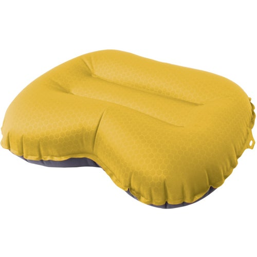 Exped Large Air UL Pillow - Yellow Grey