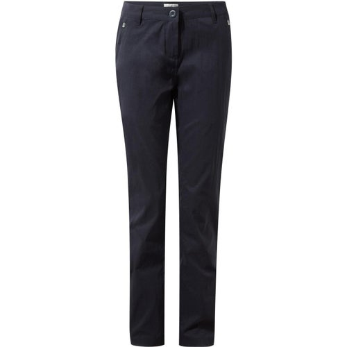 Craghoppers Kiwi Pro Stretch Reg Leg Womens Pants - Navy