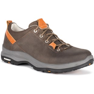 Aku La Val Low Plus Walking Shoes - Dark Brown