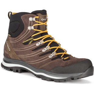 Aku Alterra GTX Boots - Brown Ochre