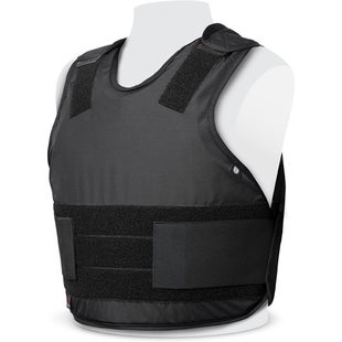 PPSS CV2 Covert Bullet Proof Vest - Black