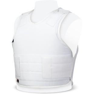 PPSS CV2 Covert Bullet Proof Vest - White