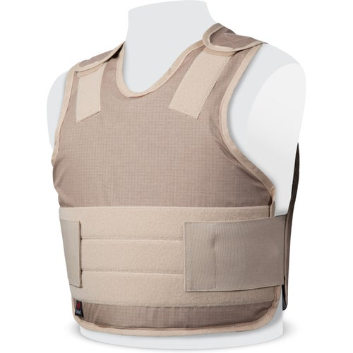 PPSS CV2 Covert Bullet Proof Vest - Sand