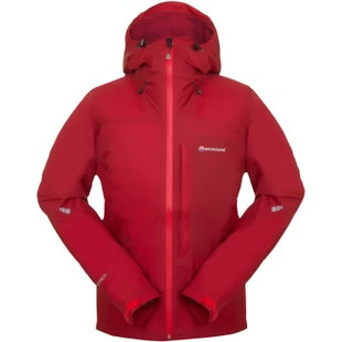 Montane Minimus Jacket - Alpine Red