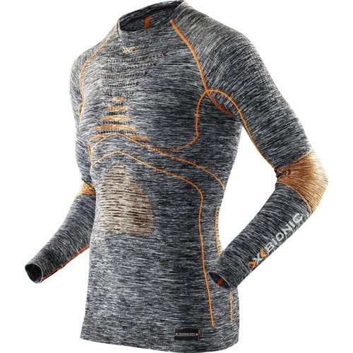 X-Bionic Energy Accumulator EVO Melange Base Layer