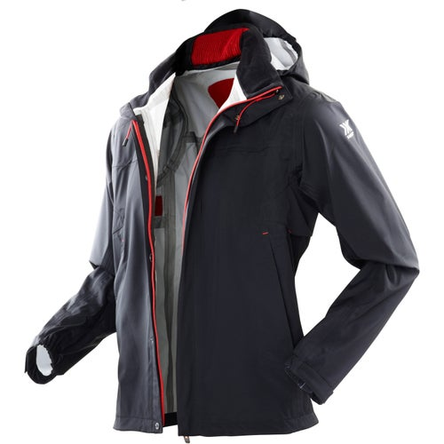 X-Bionic Daily Shell Jacket - Black Red