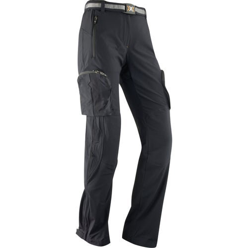 X-Bionic Mountaineering Summer Long Womens Pants - Black