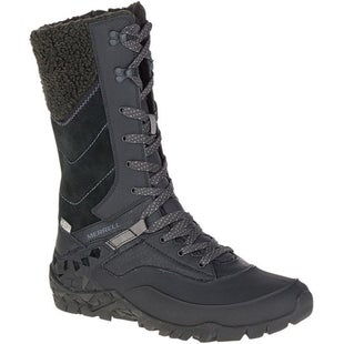 Merrell Aurora Tall Ice Plus WTPF Womens Boots - Black