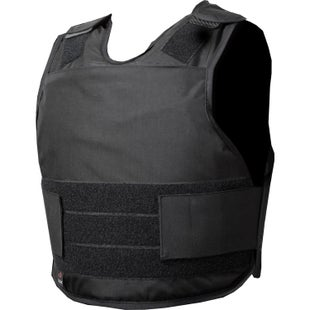 PPSS MV2 Overt Bullet Proof Vest - Black