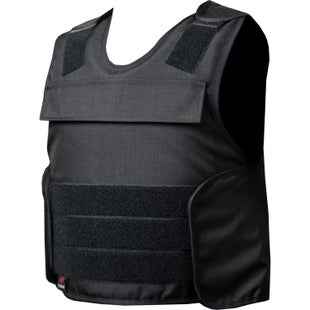PPSS OV2 Overt Bullet Proof Vest - Black