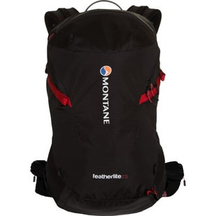 Montane Featherlite 23 Hiking Backpack - Black