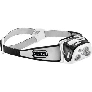 Petzl Reactic+ Head Torch - Black