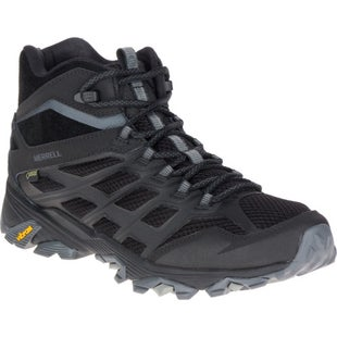 Merrell Moab FST Mid GTX Walking Shoes - Noire