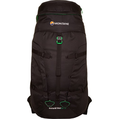 Montane Summit Tour 50 Plus 15L Hiking Backpack - Black