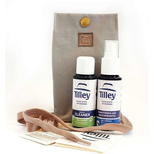 Tilley Care Kit for Hat - Clear