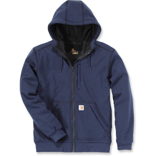 Carhartt Wind Fighter Hooded Jacket - Navy