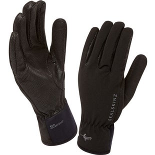 Sealskinz Sea Leopard Womens Gloves - Black