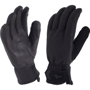 Sealskinz All Season Womens Gloves - Black Charcoal
