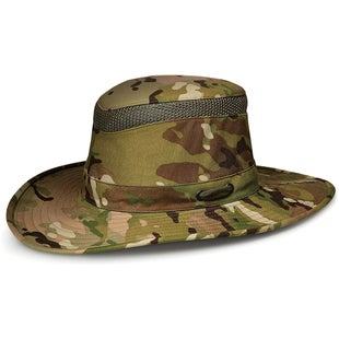 Tilley Airflo Camo Hat - Multicam