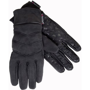 Extremities Super Thicky Womens Gloves - Black