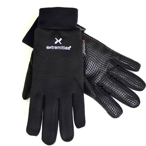 Extremities Insulated WTPF Sticky Power Liner Gloves - Black