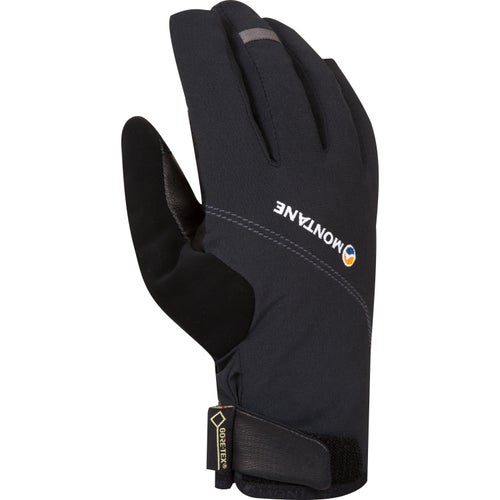 Montane Tornado Gloves - Black