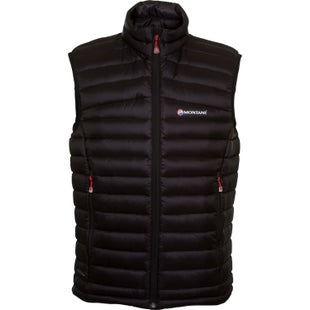 Montane Featherlite Down Body Warmer - Black