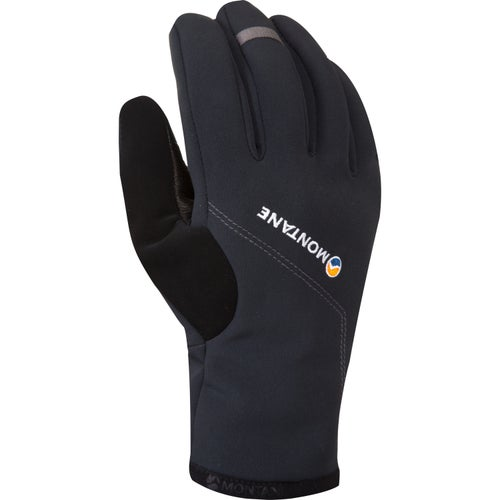 Montane Windjammer Gloves - Black