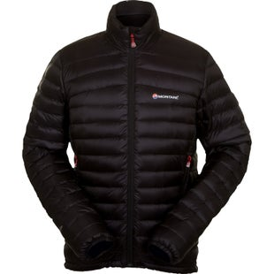 Montane Featherlite Micro Down Jacket - Black