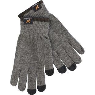 Extremities Primaloft Touch Liner Gloves - Charcoal