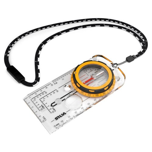 Silva Expedition Compass - Clear