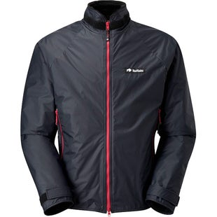 Buffalo Belay Ltd Edition Jacket - Black with Red Zips
