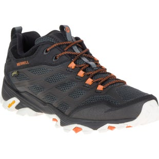 Merrell Moab FST GTX Walking Shoes - Black Orange