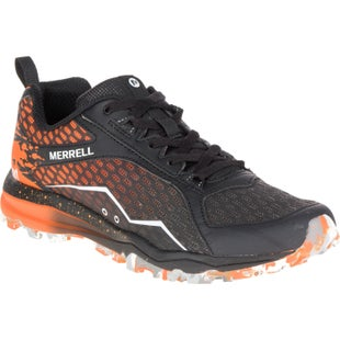 Merrell All Out Crush Tough Mudder Trail Shoes - Orange