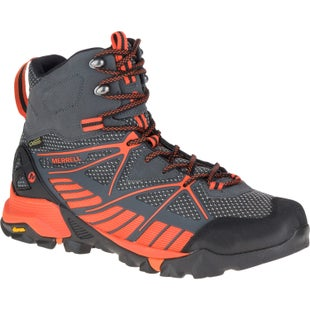Merrell Capra Venture Mid GTX Surround Walking Shoes - Granite