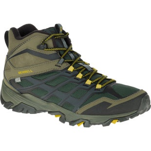 Merrell Moab FST Ice Plus Thermo Walking Shoes - Pine Grove Dusty Olive