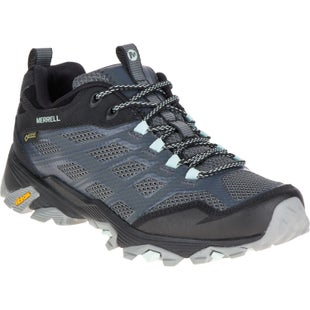 Merrell Moab FST GTX Womens Walking Shoes - Granite