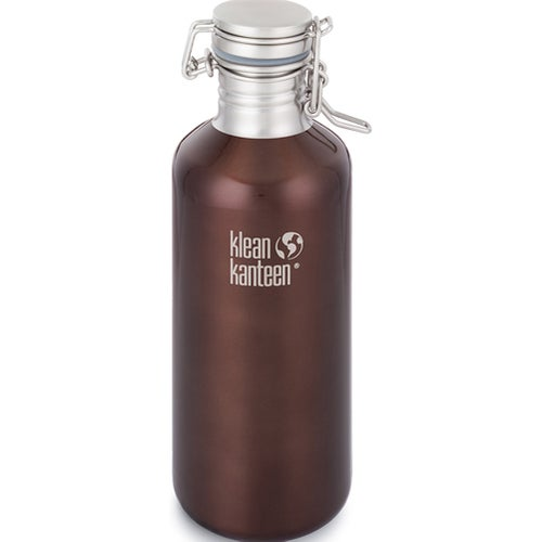 Klean Kanteen Classic Growler 1182ml 2016 Water Bottle - Dark Amber